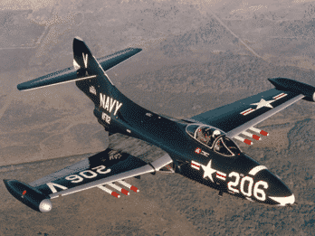 The Last of a Breed – A Decade of Piloting the Last Flying Grumman Panther